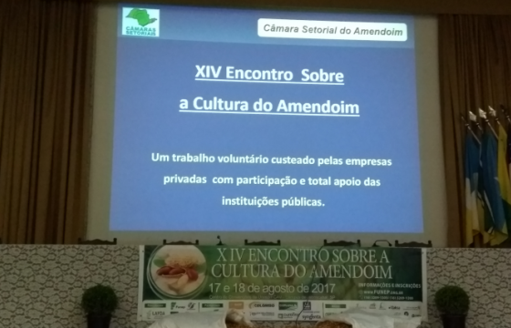 Encontro do amendoim 2017
